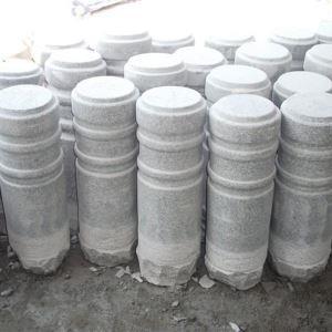 挡车柱石材