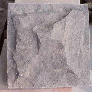 花岗岩门垛石